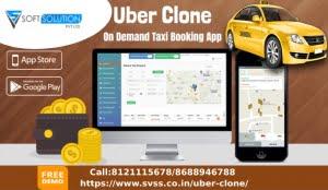 Uber clone App script | SV soft solutions
