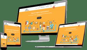 SV soft solutions website designing