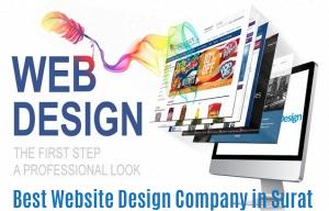 Best Website Design cost in Surat @ Rs. 2999