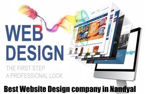 Website Design cost in Nandyal @ Rs. 2999