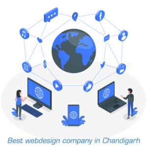 Best Web Designing company in Chandigarh @ Rs. 2999