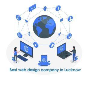Best website design company in Lucknow