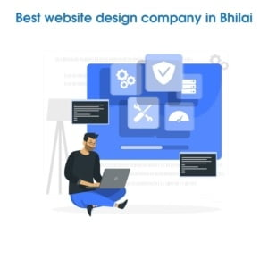 Best Website Design cost in Bhilai Nagar @ Rs. 2999 | SV soft solutions