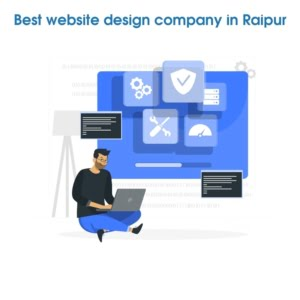 Website Design cost in Raipur @ Rs. 2999 | SV soft solutions