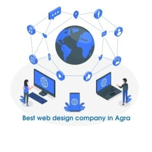 Best website design company in Agra - SV soft solutions