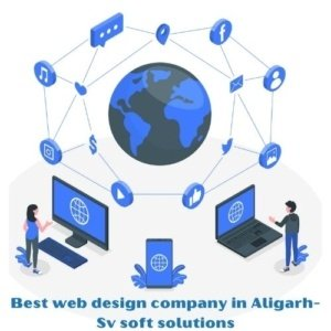 Best Website Design cost in Aligarh, Uttar Pradesh @ Rs. 2999 | SV soft solutions