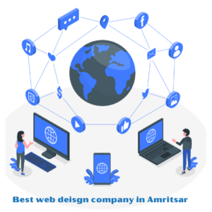Best Website Design cost in Amritsar @ Rs. 2999 | SV soft solutions