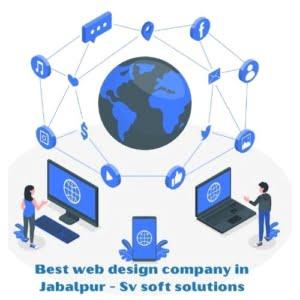 Best Website Design cost in Jabalpur @ Rs. 2999 | SV soft solutions