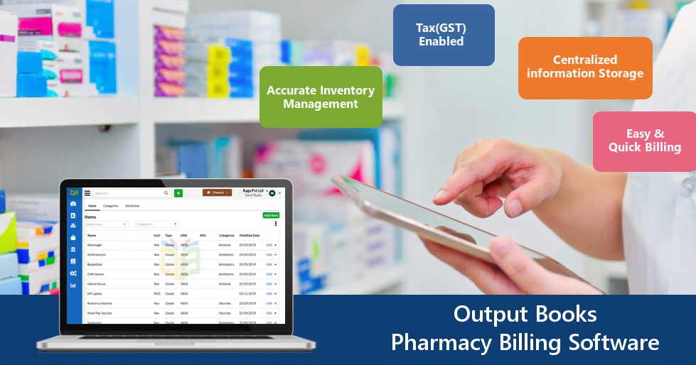 pharmacy billing software