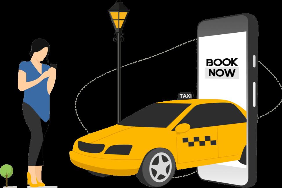 taxi app development