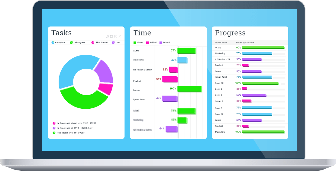 Software for tracking Your Business